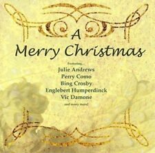 VARIOUS ARTISTS - A MERRY CHRISTMAS [SONY SPECIAL] NEW CD