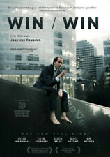 Win / Win NEW PAL Arthouse DVD Jaap van Heusden Oscar Van Rompay Netherlands