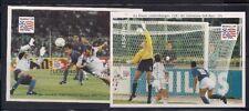 Lesotho  1993  Sc # 1005-06   W.Cup Soccer   2 s/s   MNH  OG   (50959)