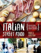Italian Street Food (2016, Hardcover)
