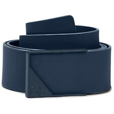 Under Armour UA Laser Perf Leather Belt 40 Black