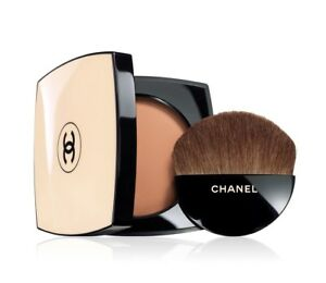 Chanel Les Beiges .42 oz / 12g Healthy Glow Sheer Colour Compact Powder SPF 15