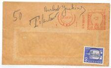 EE252 1961 London/Switzerland Cover {samwells-covers}