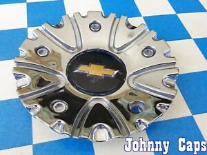 "DIP Wheels [69] CHROME Center Cap ""CHEVY""  # 12112085F-1 / C10D50C  (QTY. 1)"