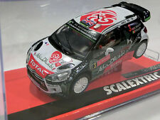 Citroën DS3 WRC Rally Portugal K. Meeke Scalextric Ref, A10217S300
