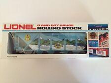 "Lionel # TTOS 20th Convention 1985 ""O"" Gauge Hopper Car Snowbird Utah Rio Grande"