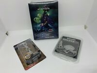3 X Mini Figures - Starcide Necromancer - D&D Figure Nameless One + Other