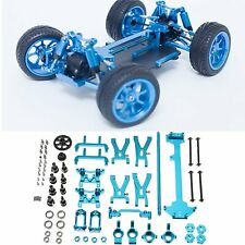 Upgrade Metal 1/18 RC Car Parts Accessories Kit for WLtoys A959 A979 A959B A979B