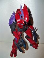 Halo 3 **RED & PURPLE COMBAT ELITE** McFarlane 100% Complete w/ Guns!!!