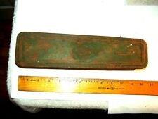 Antique Duro Metal Products Chicago. Ill. LT 911 socket Set Box
