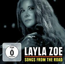 Zoe Layla - Songs From The Road (NEW CD+DVD)