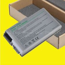 5200mAh Battery For 6Y270 0R163 8P783 6P758 PP11L Dell Latitude D520 D600 D610