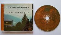 ⭐⭐⭐⭐  UNSTERBLICH ⭐⭐⭐⭐ Die Toten Hosen  ⭐⭐⭐⭐  18 Track CD 1999  ⭐⭐⭐⭐