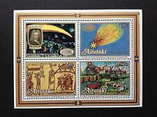 Aitutaki Cook Islands Miniature Sheet MNH !