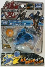 Bakugan Japanese Serpenteze Blue Aquos NIP Battle Planet