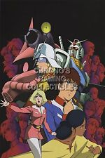 RGC Huge Poster - Mobile Suit Gundam 0083 Anime Poster Glossy Finish - GUNA01