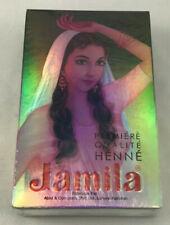 1 Pack Jamila Henna Mehndi Body Art Tattoo Natural Hair Dye Color Powder