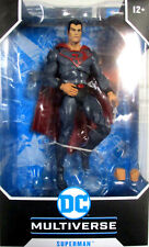 McFarlane Toys DC Multiverse Actionfigur Superman Red Son
