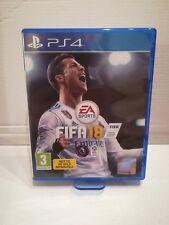 Fifa 18 Sony PlayStation 4 PS4