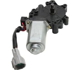 For Armada 05-14, Front, Driver Side Window Motor