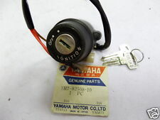 Yamaha RD125DX Main Switch NOS Cafe Racer Ignition Switch RD125 1H7-82508-10