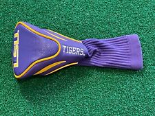 New listing LSU TIGERS 3 FAIRWAY WOOD HEADCOVER - NCAA Golf Head Cover GREAT CONDITION