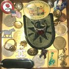 Vintage+Lot+Junk+Drawer+Coins+Tokens+Jewelry+Rings+Mix+Pins+Military+Old+Estate