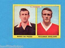 PANINI CALCIATORI 1966/67-Figurina - DA POZZO+SOGLIANO -VARESE-Recuperata