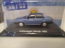 Volkswagen Senda 1993 1/43 Colección coches argentinos años 80/90