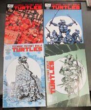 TEENAGE MUTANT NINJA TURTLES 1-4 JETPACK COMICS EXCLUSIVE 1st Printings TMNT HOT