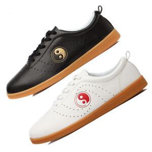 Tai Chi Martial Arts Shoes Kung Fu Wingchun Trainers Sneakers Taolu Footwear Hot