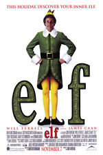 #Z82 Elf Movie Poster 24X36