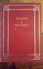 rare 1962 Woman of the bible book with Alberta Rae Richards pictures