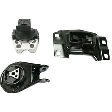 3PC ENGINE & TRANS MOUNT WITH INSERT FOR 2010-2013 MAZDA 3 MAZDASPEED 2.5L