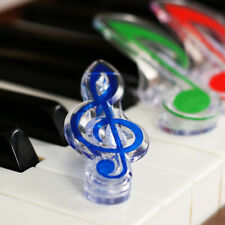 2pcs Musical Note Clips Book Page Clips Kawaii Stationery Letter Paper Clip