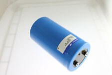 1x 200000uF 25V Large Can Electrolytic Capacitor 200,000 mfd uF25VDC 200000mfd