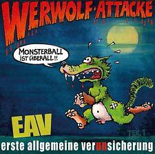 EAV-lupo mannaro-attaccate! (Monster Ball è ovunque...) CD NUOVO