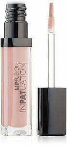 NIB Full Size FusionBeauty InFATuation Liquid Plumping Lipstick First Crush
