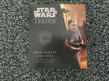 Star Wars Legion Expansion - Iden Verso and ID 10 Commander Expansion