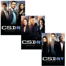"CSI NY New York: The Complete Collection DVD Box Set New & Sealed ""dent sale"""