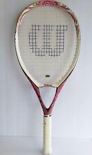 Wilson NCODE W3 Gypsy Rose Tennis Racquet - Ladies - 116 Head