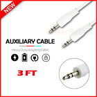3.5mm Stereo Audio M to M AUX Cord for Phone LG Aristo 5 / Fortune 3 / K31 / K8X