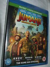 Jumanji - Welcome To The Jungle BLU RAY NEW & SEALED