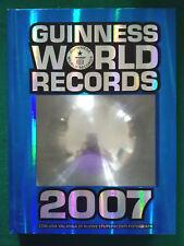 LIBRO Ita GUINNES WORLD RECORD 2007 Mondadori 288 pagine