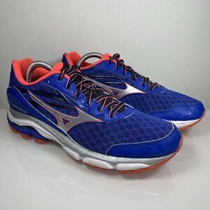 Mizuno Wave Inspire 12 Size UK 7.5 EU 41 Mens Blue Running Shoes
