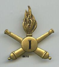 Insigne artillerie , Bie. de Commandement d'Artillerie de Corps d'Armée  N° 1
