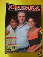 DOMENICA DEL CORRIERE ANNO 88 N. 39 27 SETTEMBRE 1986