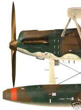 Ijn Japanese Navy Reconnaissance Seaplanes Mitsubishi F1M Pete Faow #47 book