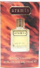 ARAMIS 0.47 OZ EDT SPLASH MINI FOR MEN BY ARAMIS NEW IN A BOX