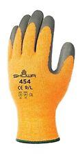 Showa Gloves SHO454-S 454 Glove, Size: S, Orange/Grey